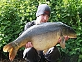 Tristan Sharpe, 17th Jun<br />23lb 14oz mirror