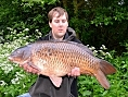 Steven Hitchcock, 17th Jun<br />23lb common