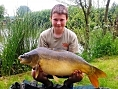 Matt Craig, 19th Jun<br /><font color=red>PB 23lb 10oz mirror</font>