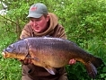 Samuel Harris, 20th Jun<br />18lb mirror