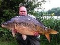 Alan Jackson, 22nd Jun<br />BNC caught mirror