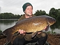 Lewis Church, 22nd Jun<br />17lb 14oz common