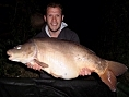 Paul Chown, 22nd Jun<br />31lb mirror