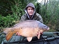 Paul Chown, 22nd Jun<br />25lb mirror