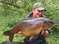 Samuel Harris, 22nd Jun<br />24lb mirror