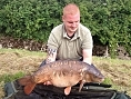 Michael Tomlinson, 23rd Jun<br />22lb 08oz mirror