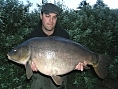 Nick Waters, 28th Jun<br />30lb 04oz mirror