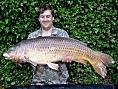 Steven Hitchcock, 3rd Jul<br />27lb common