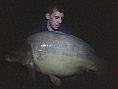Perry, 4th Jul<br />40lb plus mirror