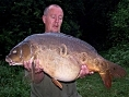 Ron Busby, 15th Jul<br />30lb 04oz mirror