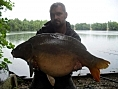 Kieron Lee, 12th Aug<br />35lb 11oz mirror