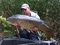 Alan Jackson, 17th Aug<br />24lb plus common
