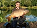 Alan Mowberry, 20th Aug<br /><font color=red>PB 27lb 06oz mirror</font>
