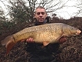 Mark Brett, 4th Jan<br />23lb common