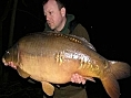 Dave Maine, 22nd Feb<br />30lb 14oz mirror