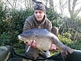 Steven Walton, 6th Apr<br />15lb 03oz mirror