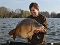 Steven Hitchcock, 9th Mar<br />34lb 03oz mirror