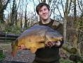 Steven Hitchcock, 9th Mar<br />22lb 01oz mirror