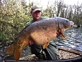 Alan Jackson, 9th Apr<br />37lb mirror