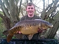 Lewis Gemmell, 11th Apr<br />27lb+ mirror