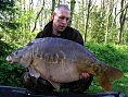 Andy Foreman, 12th Apr<br />50lb French mirror