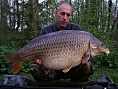Andy Foreman, 12th Apr<br />43lb 12oz French common