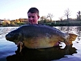 Matt Craig, 12th Apr<br />30lb+ mirror