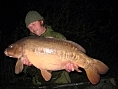 Mark Wilson, 13th Apr<br />33lb 06oz mirror
