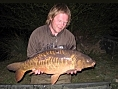 Mark Wilson, 15th Apr<br />22lb 13oz mirror