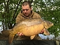 Gary Marsh, 18th Apr<br />20lb mirror