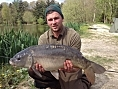 Matt Biggs, 19th Apr<br />18lb mirror