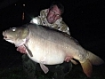 Tom Stirman, 24th Apr<br /><font color=red>51lb 09oz PB Mirror</font>