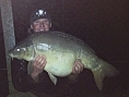 Craig Calthorpe 27th Apr<br /><font color=black>31lb Mirror</font>