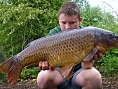 Matt Craig, 28th Apr<br /><font color=black>17lb 01oz Common</font>