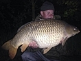 Craig Calthorpe, 1st May<br /><font color=red>36lb 14oz Common</font>