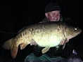 Craig Calthorpe, 1st May<br /><font color=black>26lb 03oz Mirror</font>