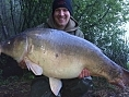 Scott Marlow, 3rd May<br /><font color=black>44lb 06oz Mirror</font>