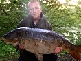 Lee Brindle, 3rd May<br /><font color=black>32lb 08oz Mirror</font>