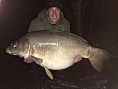 Scott Marlow, 3rd May<br /><font color=red>50lb 08oz Mirror</font>