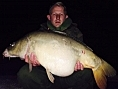 Jamie Baker, 4th May<br /><font color=black>32lb Mirror</font>