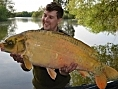 Steven Hitchcock, 4th May<br /><font color=black>33lb Ghostie Mirror</font>