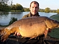 Paul Chown, 3rd May<br /><font color=red>32lb Mirror</font>