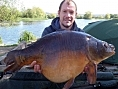 Paul Chown, 3rd May<br /><font color=black>29lb Mirror</font>