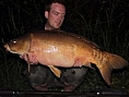Nick Howard, 2nd May<br /><font color=black>33lb 01oz Mirror</font>