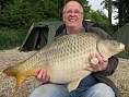 Kenny Hassett, 5th May<br /><font color=black>38lb 08oz common</font>