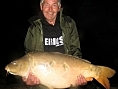Mick Baker, 6th May<br /><font color=black>41lb mirror</font>