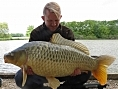 Jamie Baker, 7th May<br /><font color=black>33lb common</font>