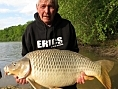 Mick Baker, 7th May<br /><font color=black>44lb common</font>