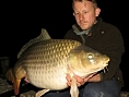 Jamie Baker, 8th May<br /><font color=black>37lb common</font>