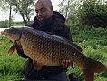 Joe, 10th May<br /><font color=black>37lb 08oz common</font>